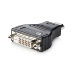 HP HDMI to DVI Adapter cable interface/gender adapter
