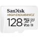 Sandisk High Endurance memoria flash 128 GB MicroSDXC Clase 10 UHS-I