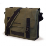 "Mobile Edge The ECO Messenger notebook case 17.3"" Messenger case Olive"