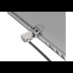 Compulocks Ledge cable lock Silver