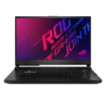 "ASUS ROG Strix G712LU-RS73 notebook Black 17.3"" 1920 x 1080 pixels 10th gen Intel® Core™ i7 8 GB DDR4-SDRAM 512 GB SSD NVIDIA® GeForce® GTX 1660 Ti Wi-Fi 6 (802.11ax) Windows 10 Home"