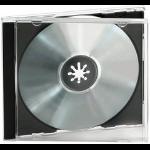 Ednet 10 CD Jewelcases Single 1 discs Black