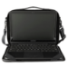 """Belkin Nylon Carrying Briefcase for 11"""" Notebooks - Black"""