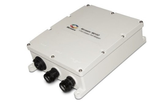 Microsemi PD-9501GR Gigabit Ethernet 55V