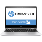 "HP EliteBook x360 1020 G2 Silver Hybrid (2-in-1) 31.8 cm (12.5"") 1920 x 1080 pixels Touchscreen 7th gen Intel® Core™ i5 i5-7300U 8 GB LPDDR3-SDRAM 256 GB SSD"