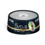 TDK 25 x DVD+R DL 8.5GB 8.5GB DVD+R DL 25pc(s)