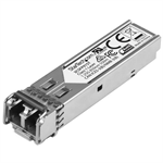 StarTech.com Gigabit Fiber 1000Base-SX SFP Transceiver Module - HP 3CSFP91 Compatible - MM LC - 550m (1804 ft)