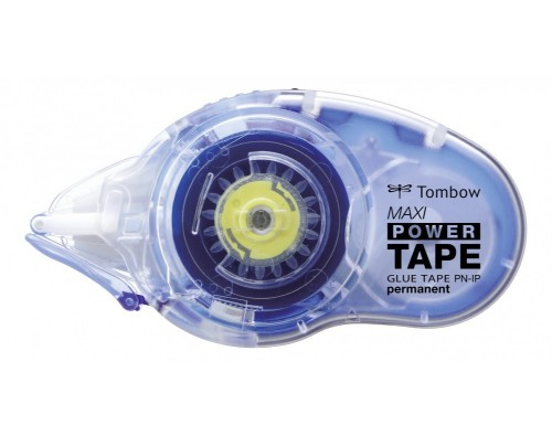 Tombow PN-IP correction tape 16 m Blue, Transparent, White 1 pc(s)