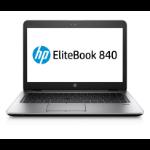 "HP EliteBook 840 G3 2.5GHz i7-6500U 14"" 1920 x 1080pixels 3G 4G Silver Ultrabook"