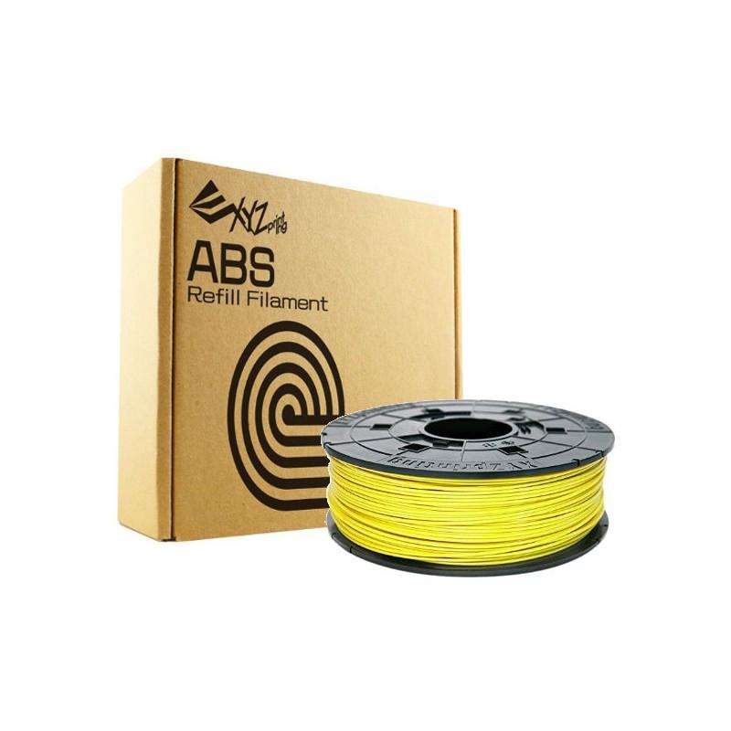 XYZprinting RF10BXEU05F ABS Yellow 600g
