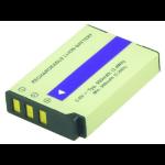 2-Power Digital Camera Battery 3.6V 850mAh