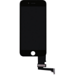 MicroSpareparts Mobile MOBX-IPO7G-LCD-B mobile phone spare part Display Black