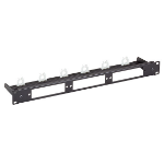 Black Box JPMTU-FIBER-3 rack accessory Cable management panel