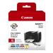 Canon 9182B004 (PGI-1500 XLCMYBK) Ink cartridge multi pack, 34ml + 3x12ml, Pack qty 4