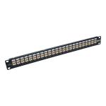Tripp Lite N254-024-SH-6AD 1U patch panel