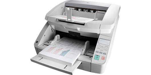 Canon DR-G1100 ADF scanner 600 x 600DPI A3 White