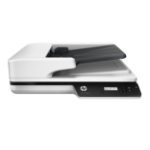 HP Scanjet Pro 3500 f1 Flatbed & ADF scanner 1200 x 1200 DPI A4 Grey