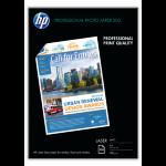 HP Professional Laser Photo Paper, mat, 100 vel, A4/210 x 297 mm