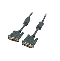 Microconnect 5m DVI-D M-M DVI cable Black