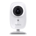 Belkin NetCam HD Wi-Fi Camera with Night Vision - White