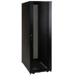 Tripp Lite 42U SmartRack Rack Enclosure Server Cabinet Standard-Depth with doors, side panels, & shock pallet