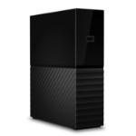 WESTERN DIGITAL My Book 4TB USB3.0 Desktop Drive with backup - Black