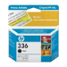 HP 336 Black Inkjet Print Cartridge with Vivera Ink