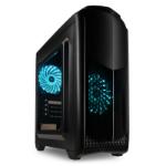 Kolink AVIATOR M RGB computer case Micro-Tower Black