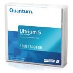 "Quantum MR-L5MQN-20 blank data tape LTO 1500 GB 0.5"" (1.27 cm)"