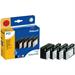 Pelikan 4109965 (P27) compatible Ink cartridge black, 33ml + 3x14ml, Pack qty 4 (replaces HP 932XL 933XL)