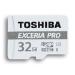 Toshiba THN-M401S0320E2 32GB MicroSD NAND Class 10 memory card