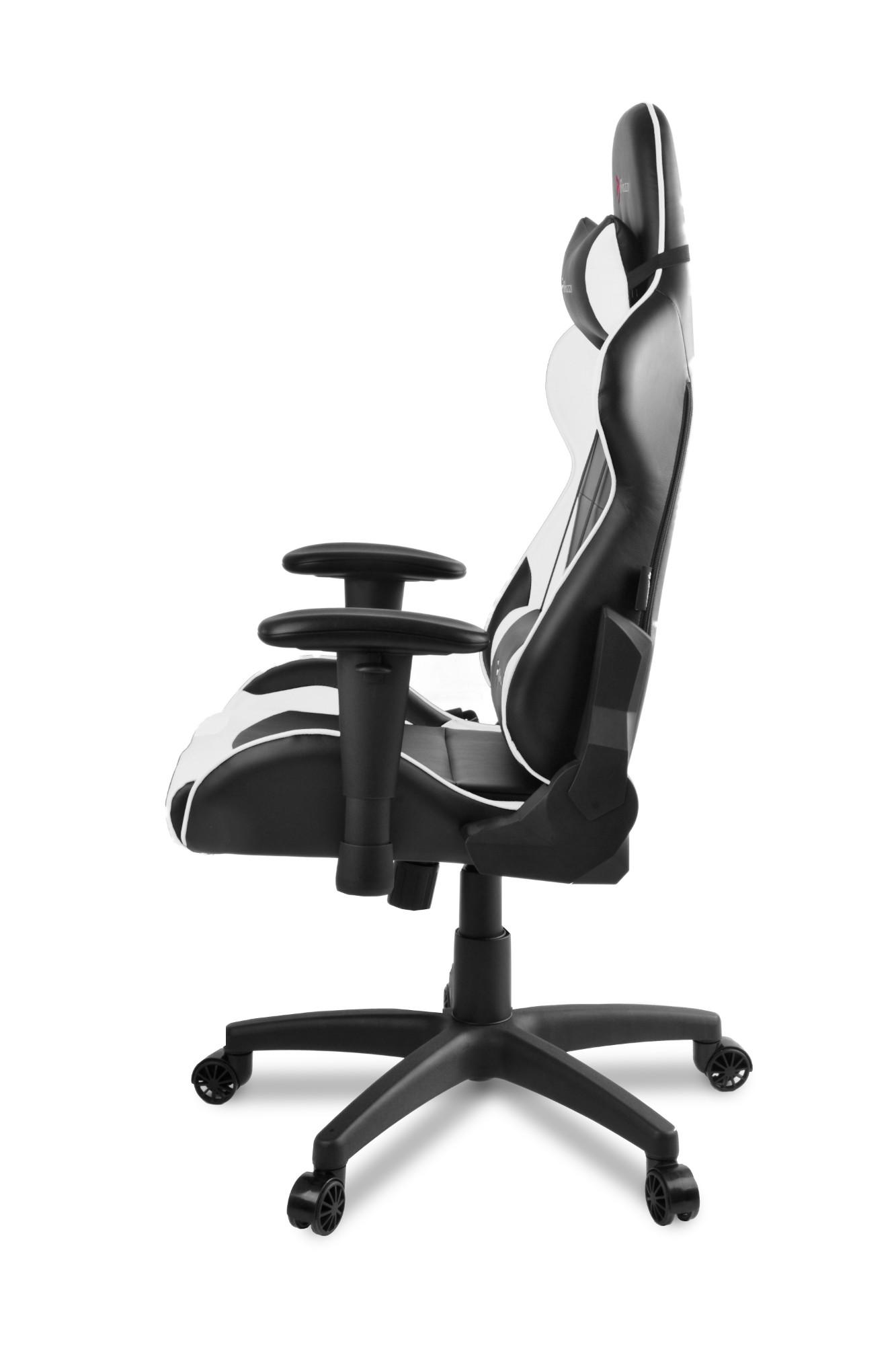 arozzi verona v2 gaming upholstered padded seat padded backr