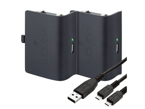 Venom TWIN RECHARGEABLE BATTERY PACK FOR XBOX ONE