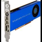 HP 2TF08AT graphics card AMD Radeon Pro WX 3100 4 GB GDDR5