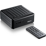 Asrock Beebox N3010-NUC BGA 1170 1.04 GHz 0.6L sized PC Black