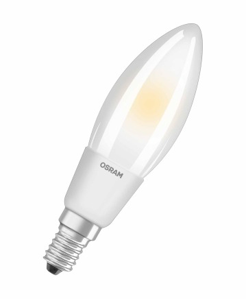 Osram LED RF CL B B35 5W E14 A+ Warm white LED bulb