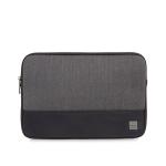 "Knomo Holborn notebook case 33 cm (13"") Sleeve case Black, Gray 43-101-BKG"