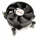 AKASA AK-959CU Heatsink and Fan, Sockets 775, 1150, 1151, 1155, 1156, PWM Fan, Up to 115WZZZZZ], AK-959CU