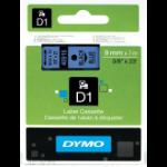 DYMO 40916 (S0720710) DirectLabel-etikettes, 9mm x 7m
