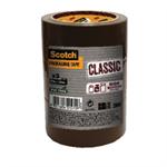 Scotch PACKING TAPE 50MMX50M BRN P3