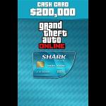Microsoft Grand Theft Auto V Tiger Shark Cash Card Xbox One