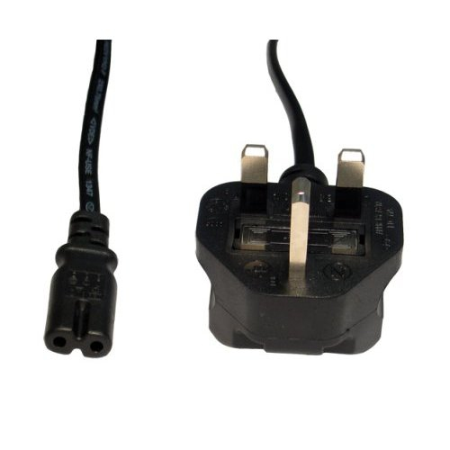 Belkin F3A218B06-UK power cable Black 1.8 m