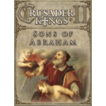 Paradox Interactive Crusader Kings II: Sons of Abraham, PC/Mac/Linux Video Game Downloadable Content (DLC) PC/Mac/Linux English
