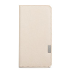 "Moshi Overture mobile phone case 14 cm (5.5"") Folio White"