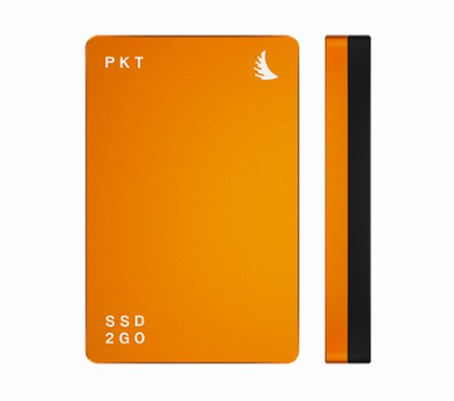 Angelbird Technologies SSD2go PKT USB3.1 1TB 1000 GB Orange