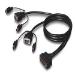 Belkin OmniView ENTERPRISE Series Dual-Port PS/2 KVM Cable