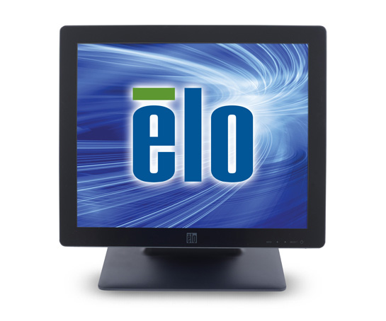 "Elo Touch Solution 1723L 17"" 1280 x 1024pixels Black touch screen monitorZZZZZ], E683457"