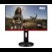 "AOC Gaming G2590PX pantalla para PC 62,2 cm (24.5"") 1920 x 1080 Pixeles Full HD LED Plana Mate Negro, Rojo"