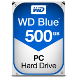 Western Digital Blue 500GB Serial ATA III internal hard drive