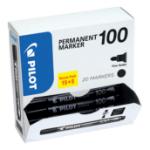 Pilot PM 100 Blt Tip XXL BLK 15&5 Free
